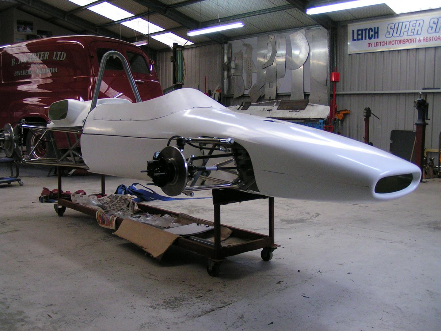 Brabham BT21 Replica Kit Car