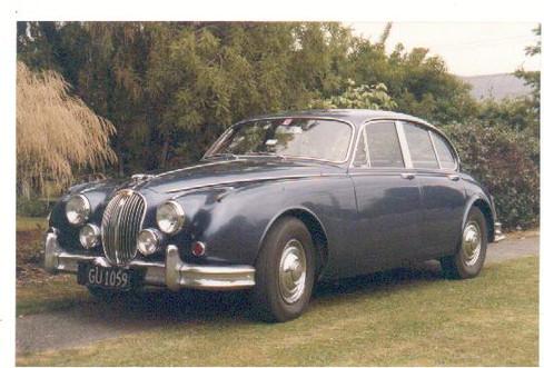 Mk2 Jaguar Full Restoration