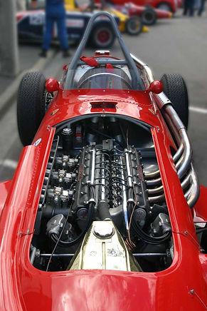 Masarati 250F Engine