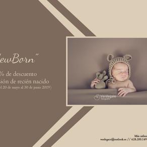 Promoción New Born
