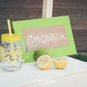 Un poquito de limonada
