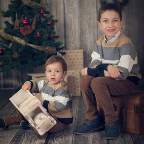 La Navidad de Iván y Brais