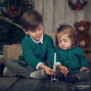 La Navidad de Nico y Sara