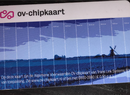Why you should get an OV-Chip Card