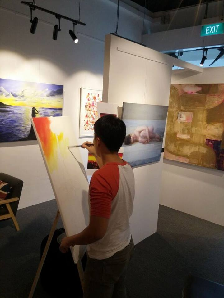 Customize painting