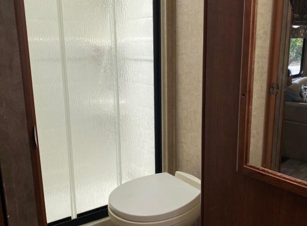 RV Rental Forest River Forester Bathroom Shower