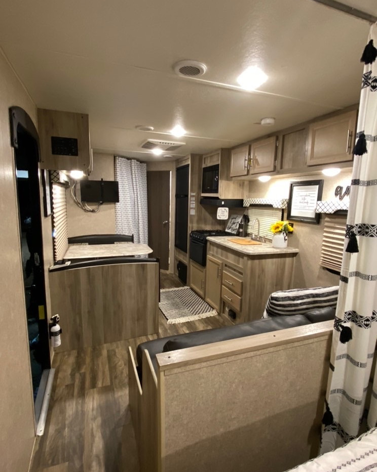 Class C RV Rental San Bernardino National Forest