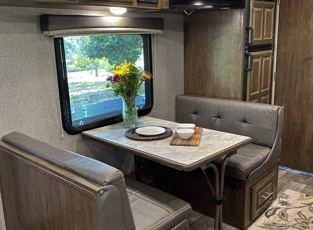 RV Rental Forest River Rockwood