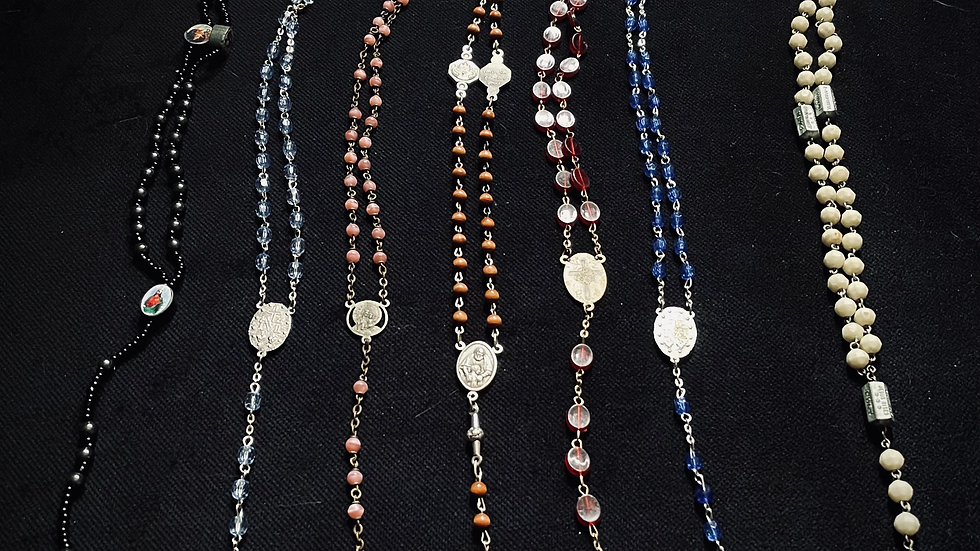 SVMMON Rosaries