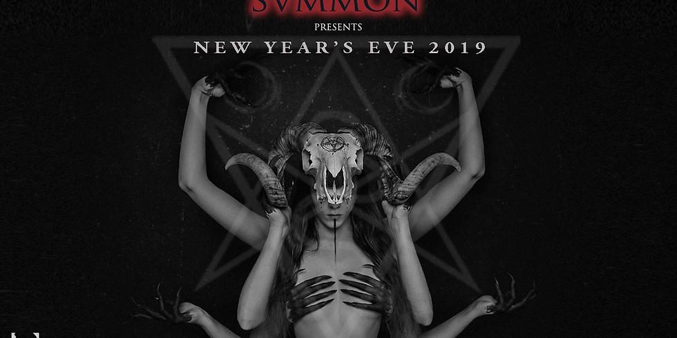 Svmmon presents: NYE 2019