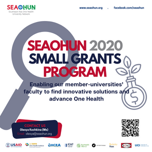 CALL FOR APPLICATIONS! Join us for the Opportunity to Win the SEAOHUN 2020 Small Grants
