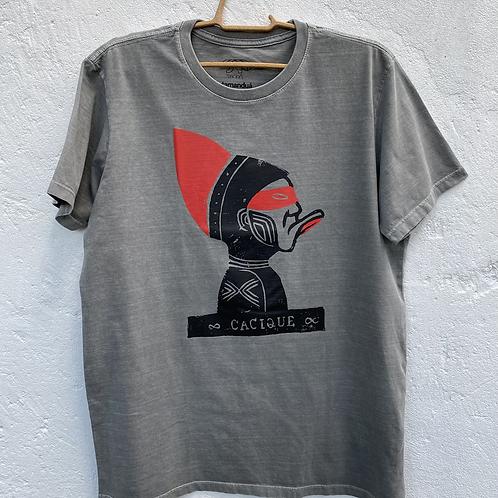 Camiseta Cacique por Edson Ikê
