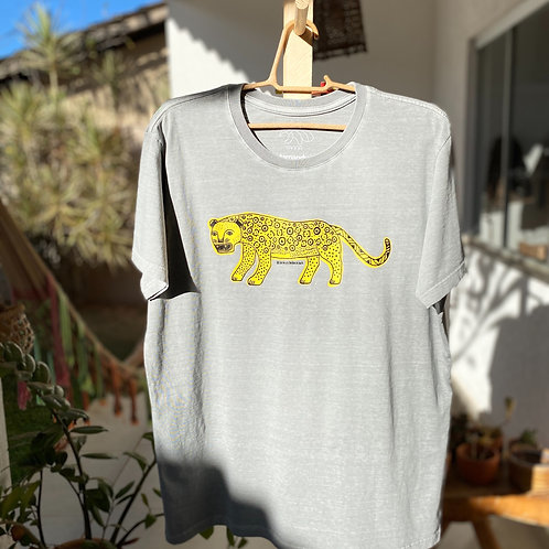 Camiseta Yawaretéde Denilson Baniwa