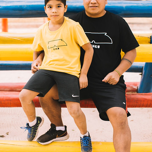 Camiseta infantil Xingu