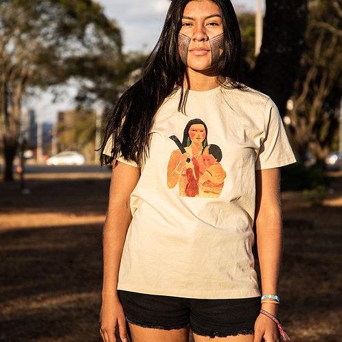 Camiseta resistência por Ana Cunnha