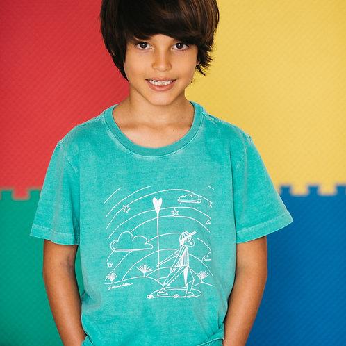 Camiseta Caçador De Si por Adriana Bittar
