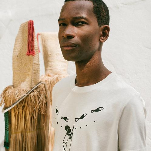 Camiseta Ribeirinho por Edson Ikê