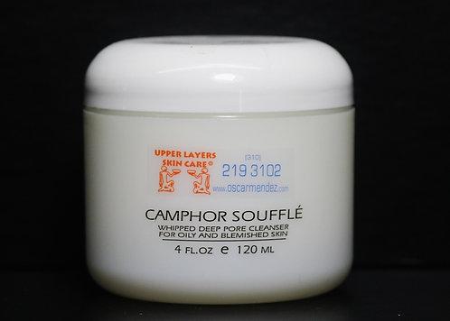 Camphor Soufflé