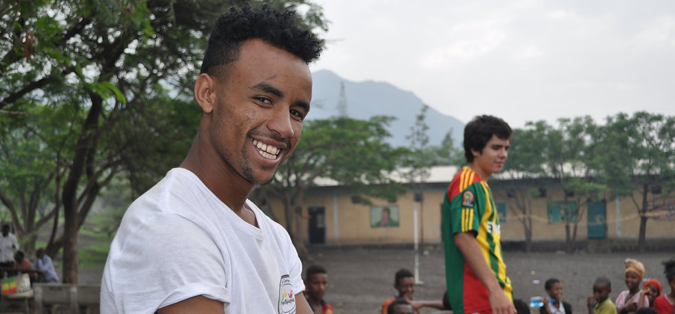 beca universitaria proyecthiopia en etiopia
