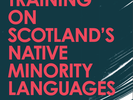 Minority Languages Training