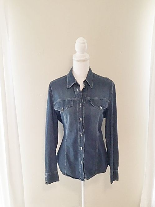 VERSACE JEAN COUTURE TOP