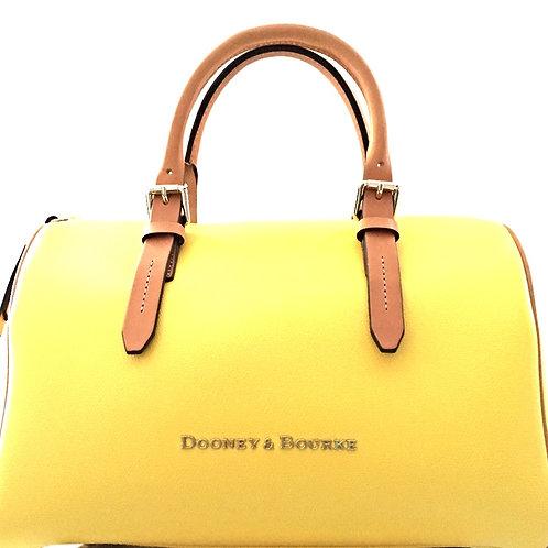 """Dooney and Bourke """"Olivia"""" Satchel"""