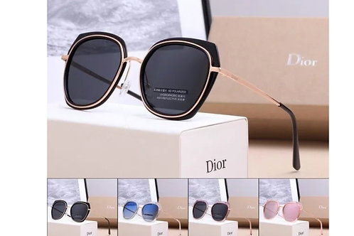 Christian Dior Women Fashion Sport Sunglasses Outdoor UV Protection w/Case