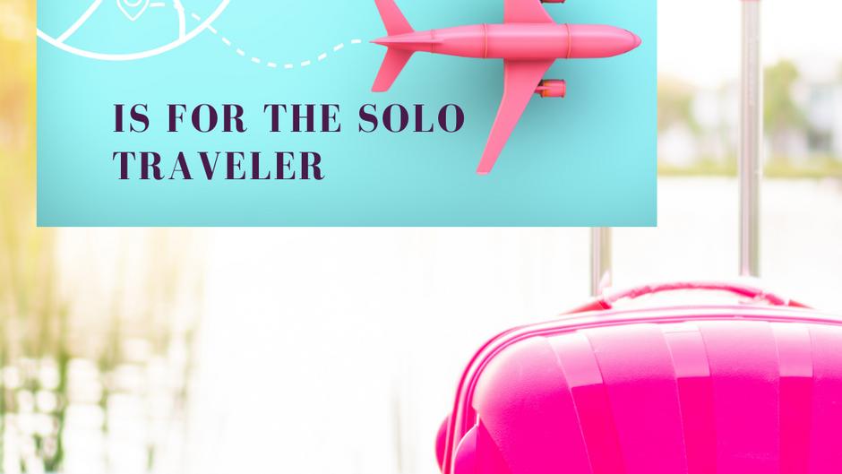 September is for the Solo Traveler