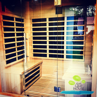 Infrared sauna is gentle and beneficial for your muscles pain, sleeping problems and many other issues