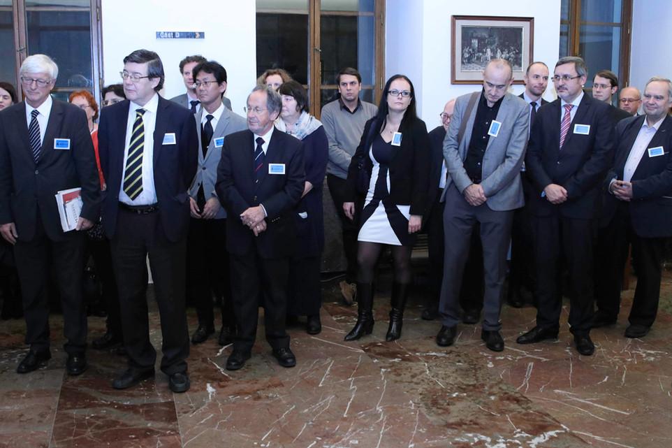 Účast delegátů konference