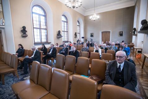Účastníci konference o F. L. Riegrovi