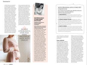 Jak na úzkosti v těhotenství?