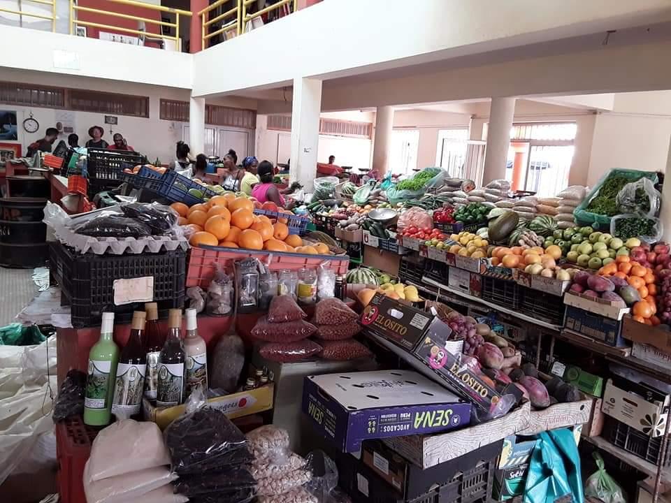 Le marché de Sal Rei