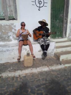 musique de rue en Rabil