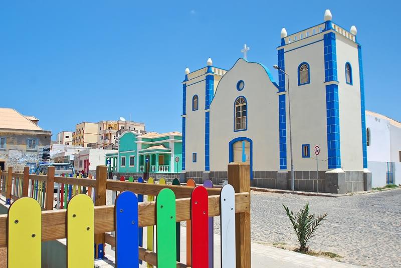 L'église de Sal Rei