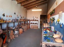 Produits artisanaux à Rabil