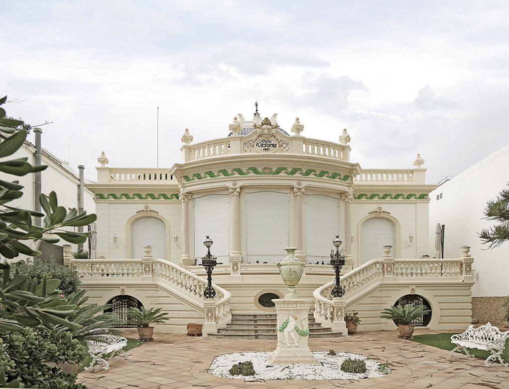 Paseo de las Villas. Benicasim