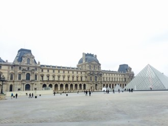Paris- Louvre