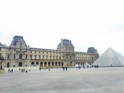 Paris- Louvre