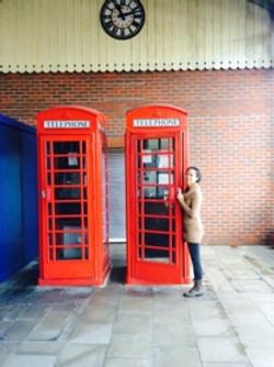 London-Phone Booth