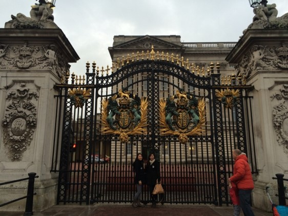 London-Buckingham Palace
