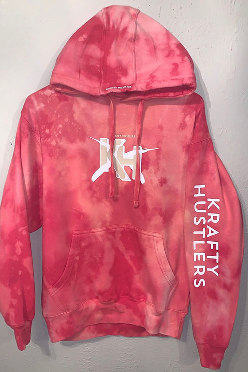 Passion Pink Hoodie