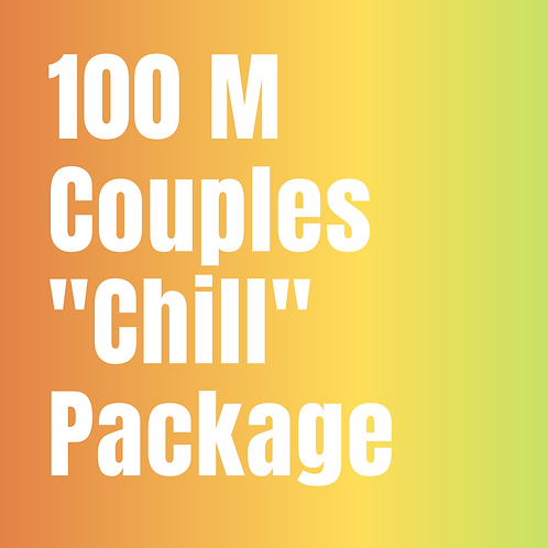"""The """"Chill"""" Couples Package"""