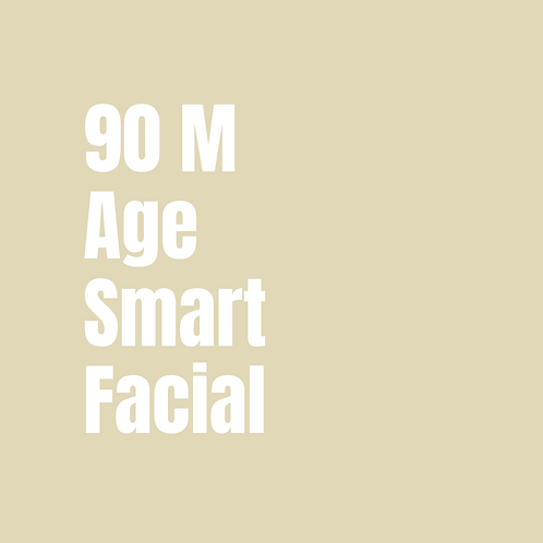 90 Minute Age Smart Facial