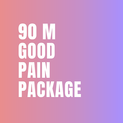 Good Pain Package