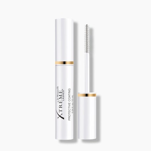 PROTECTIVE COATING for single layer lash extensions