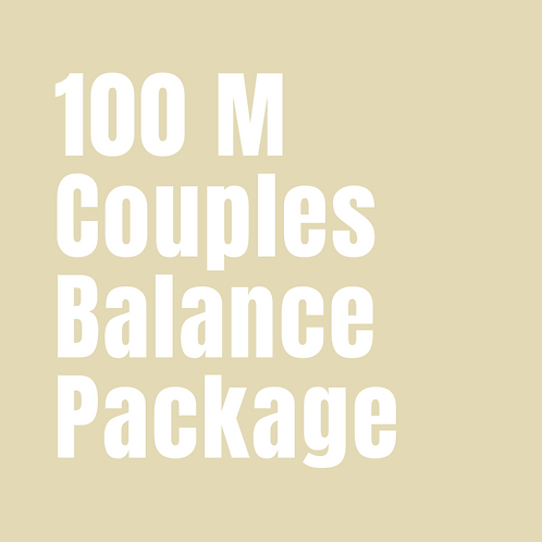 Balance Couples Package