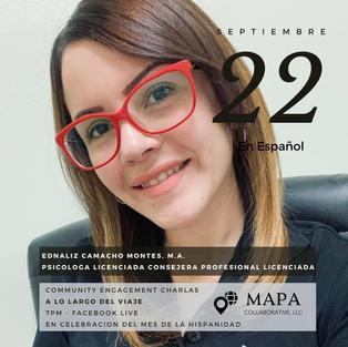 Ednaliz Camacho Montes