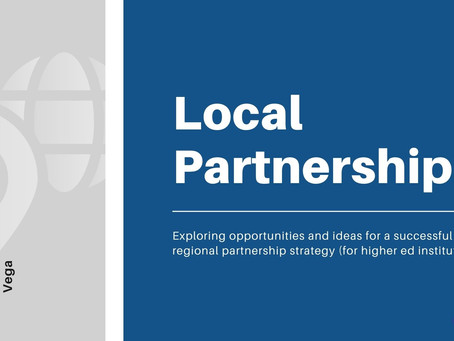 Local Partnership Strategies for Higher Education