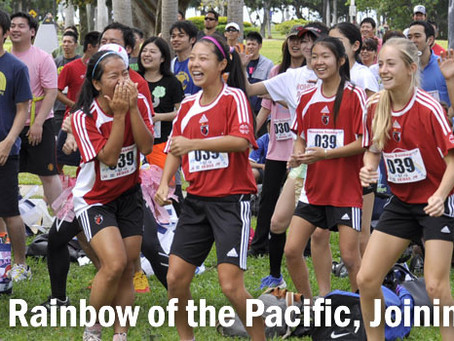 Join Hawaii Pacific Sport and Spine at the Honolulu Ekiden Race this Sat. March 8th